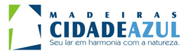 Página inicial do site Institucional - Madeiras Cidade Azul